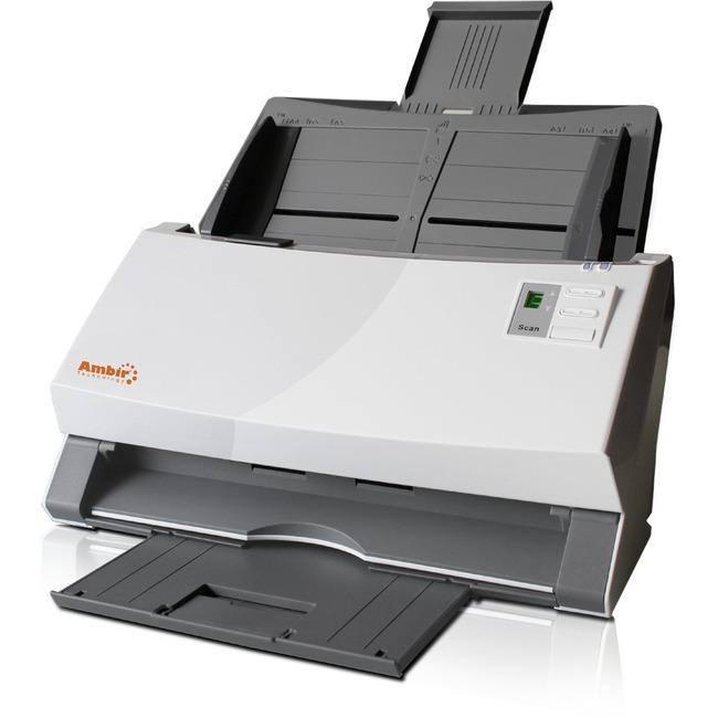 Ambir ImageScan Pro 960u Sheetfed Scanner - 600 dpi Optical