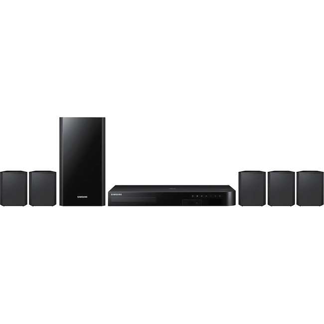 Samsung HT-J4500 5.1 3D Home Theater System - 500 W RMS - Blu-ray Disc Player
