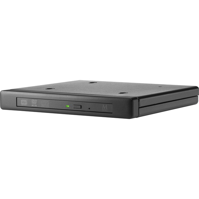 HP External DVD-Writer - 1 x Pack - Jack Black