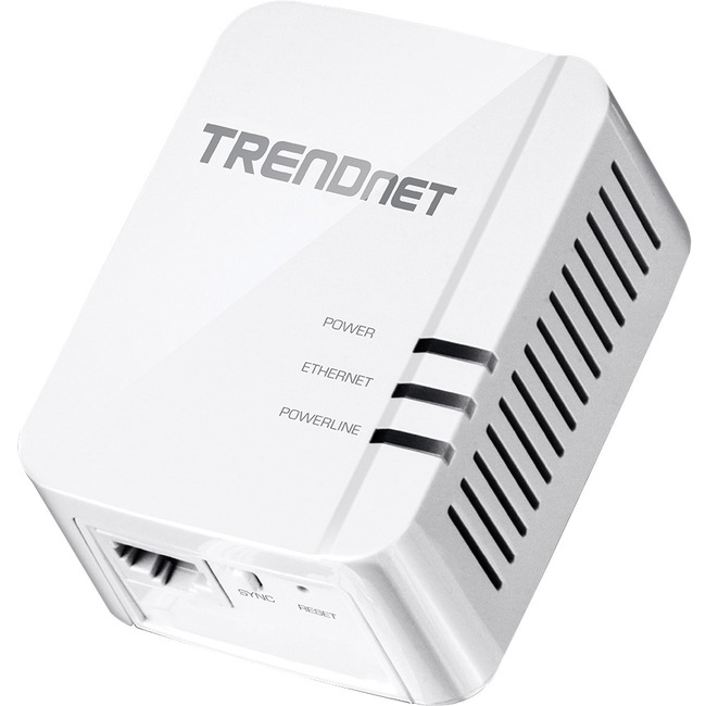 TRENDNET - BUSINESS POWERLINE 1200 AV2 ADAPTER POWERLINE 1200 AV2 ADAPTER