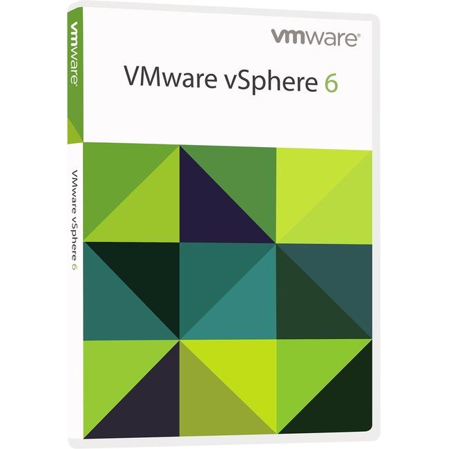 VMware vSphere v.6.0 Standard - License - 1 Processor