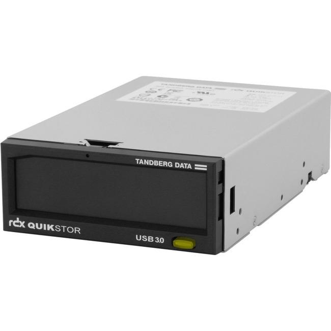 Tandberg RDX QuikStor 8785-RDX Drive Dock Internal - Black
