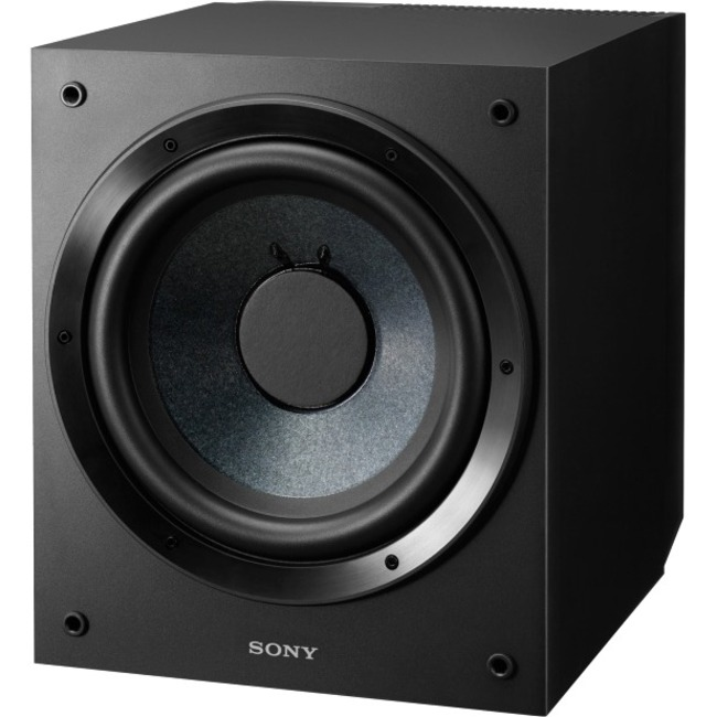 Sony SA-CS9 Subwoofer System - Black