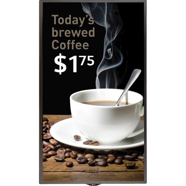 LG SuperSign 55SE3B-B Digital Signage Display