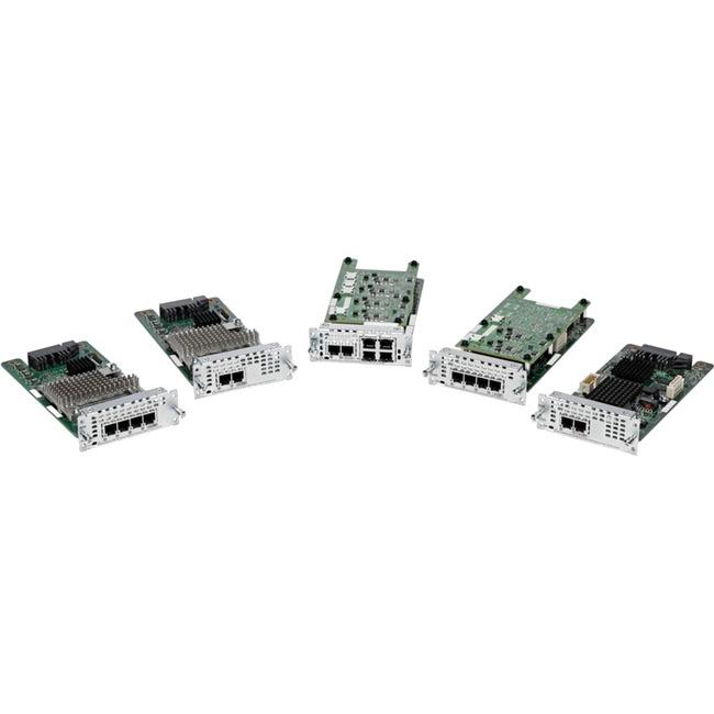 Cisco 4-Port E/M Network Interface Module
