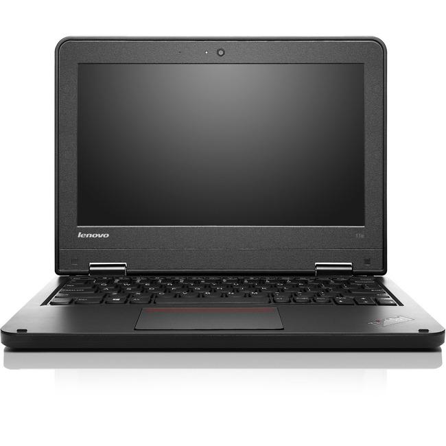 """Lenovo ThinkPad 11e 20E6000KUS 11.6"""" Notebook - Intel Core M (5th Gen) 5Y10c Dual-core (2 Core) 800 MHz - Graphite Black"""