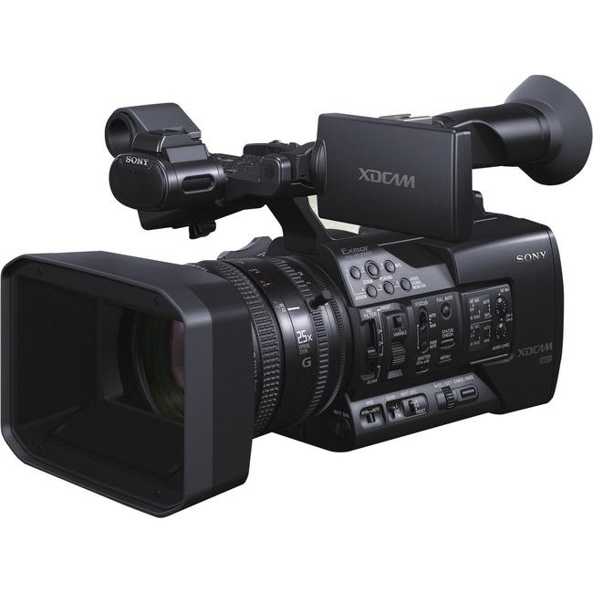 "Sony PXW-X160 Digital Camcorder - 3.5"" LCD - Exmor CMOS - Full HD"
