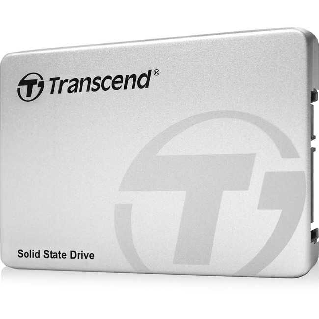 "Transcend SSD370 128 GB 2.5"" Internal Solid State Drive"