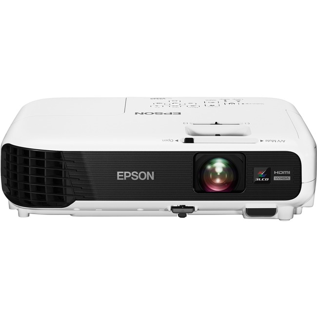 EPSON VS345 Projector, WXGA 3000 Lumens