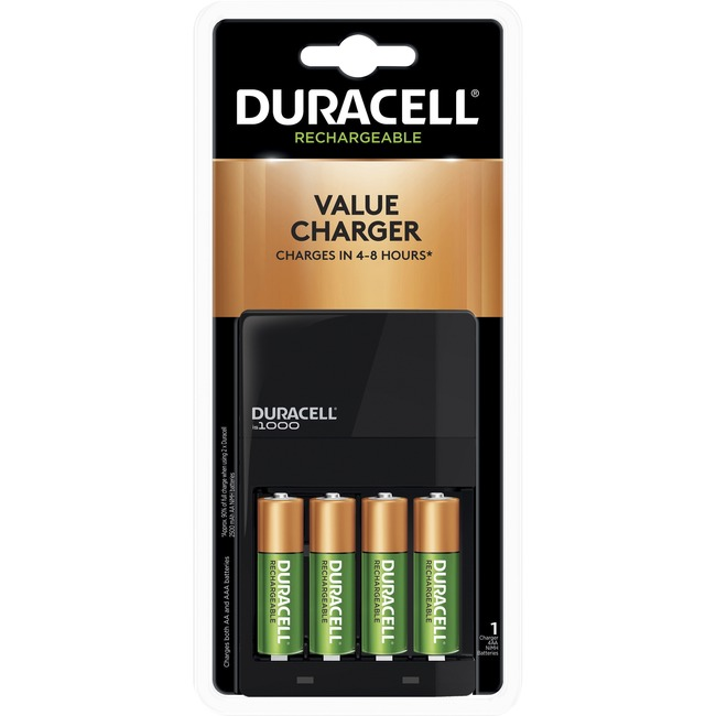 Duracell Ion Speed 1000 Battery Charger