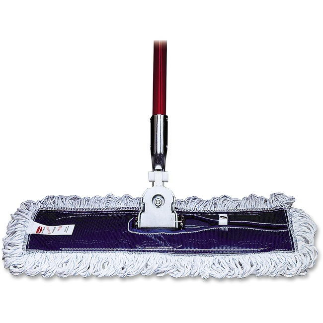 Rubbermaid Commercial Looped Fringe Finish Mop