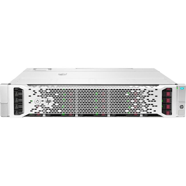 HP D3700 Drive Enclosure - 2U Rack-mountable