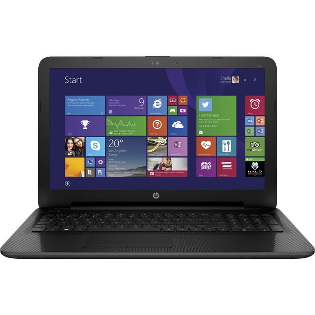 "HP 255 G4 15.6"" Notebook - AMD E-Series E1-6015 Dual-core (2 Core) 1.40 GHz"