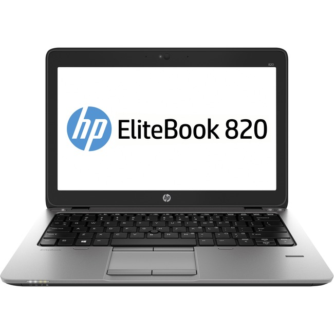 "HP EliteBook 820 G2 12.5"" LCD Notebook - Intel Core i5 (5th Gen) i5-5300U Dual-core (2 Core) 2.30 GHz - 4 GB DDR3L SDRAM"