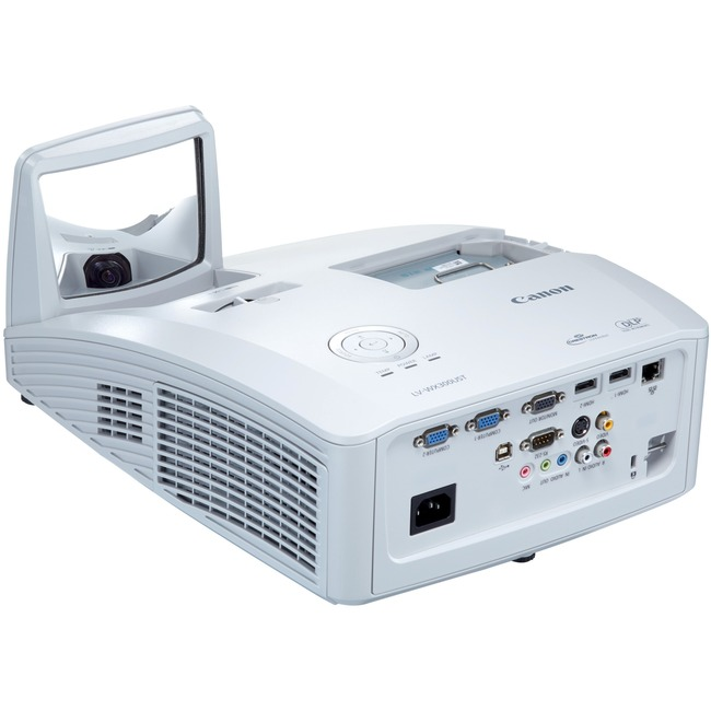 Canon LV-WX300USTi 3D Ready DLP Projector - 720p - HDTV - 16:10