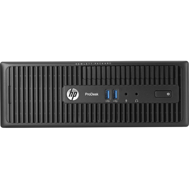 HP Business Desktop ProDesk 400 G2.5 Desktop Computer - Intel Core i3 (4th Gen) i3-4160 3.60 GHz - Small Form Factor