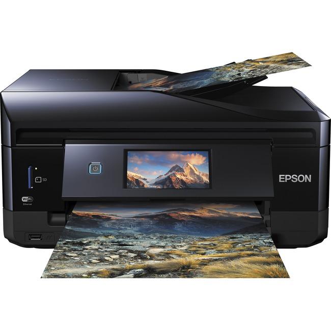 Epson Expression Premium XP-830 Inkjet Multifunction Printer - Color - Photo/Disc Print - Desktop