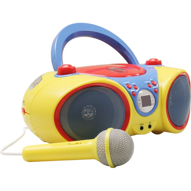 Hamilton Buhl Kids CD Player with Karaoke