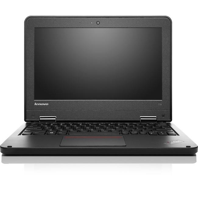 """Lenovo ThinkPad 11e 20E6000HUS 11.6"""" Notebook - Intel Core M (5th Gen) 5Y10c Dual-core (2 Core) 800 MHz - Graphite Black"""
