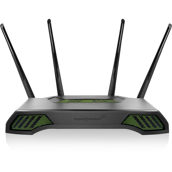 AMPED WIRELESS CANADA COMPUTER ONLY HI PWR AC1900 WIFI ROUTER TITAN LONG RANGE