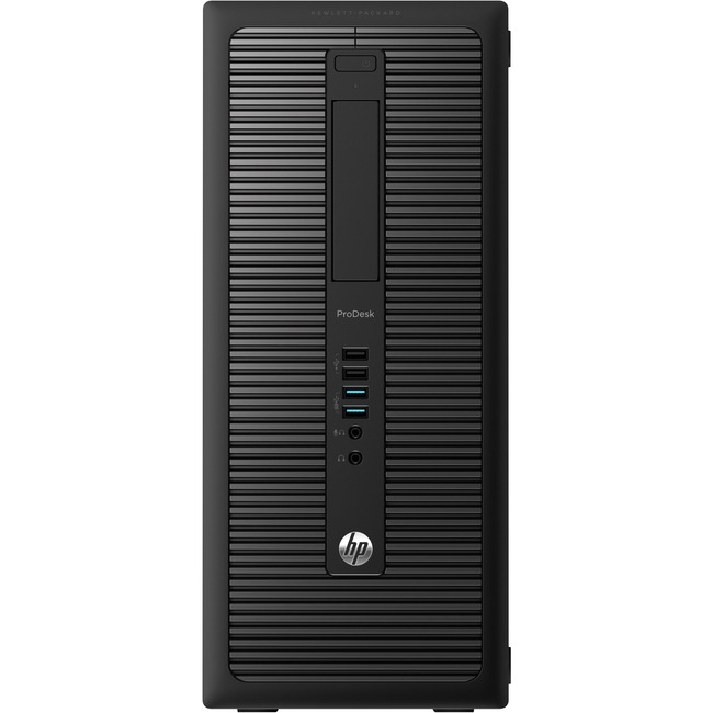 HP Business Desktop ProDesk 600 G1 Desktop Computer - Intel Core i7 (4th Gen) i7-4790 3.60 GHz - 32 GB DDR3 SDRAM - Towe