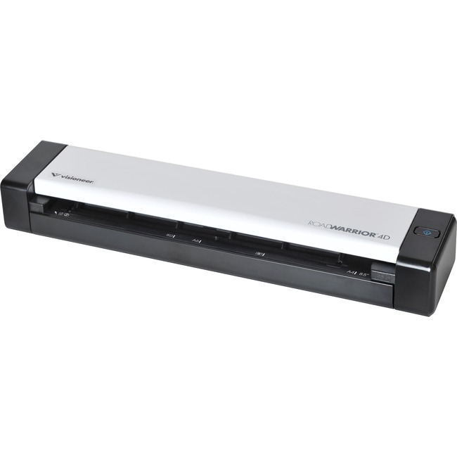 Visioneer RoadWarrior RW4D-U Sheetfed Scanner - 600 dpi Optical