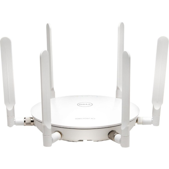 SonicWALL SonicPoint ACe IEEE 802.11ac 1.27 Gbit/s Wireless Access Point | ISM Band | UNII Band