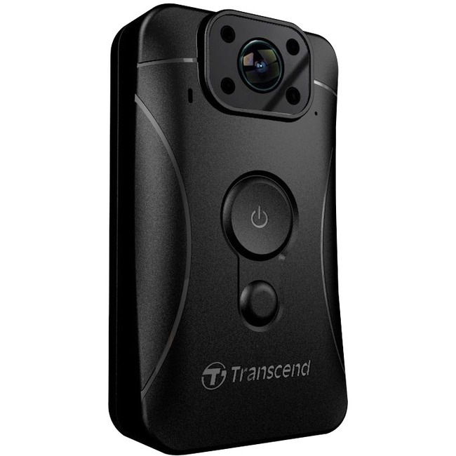 Transcend DrivePro Body 10 Surveillance Camera - Color