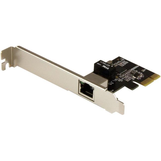 StarTech.com 1 Port PCI Express Gigabit Ethernet Network Card