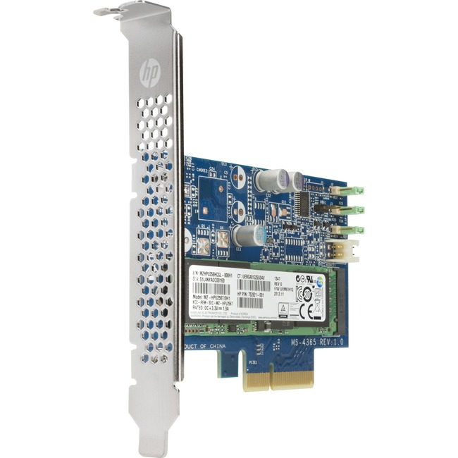 HP Turbo 256 GB Internal Solid State Drive