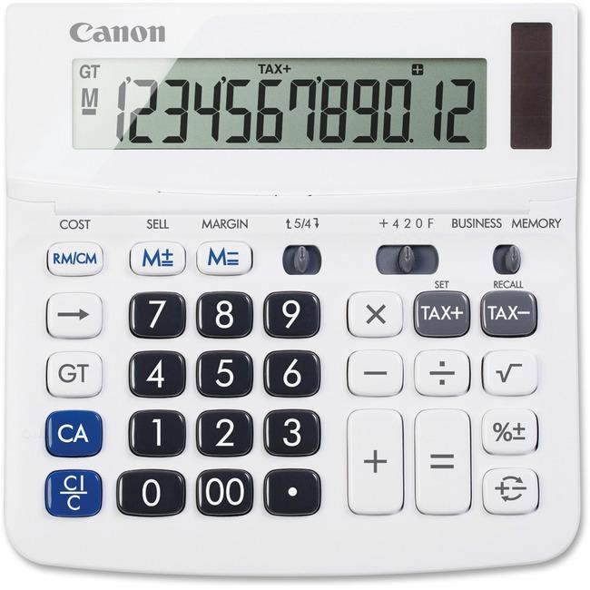 Canon TX-220TS Handheld Display Calculator