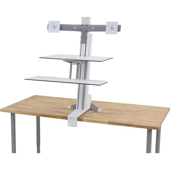 Ergotron WorkFit-S Display Stand