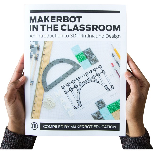 Book Makerbot in the Classroom