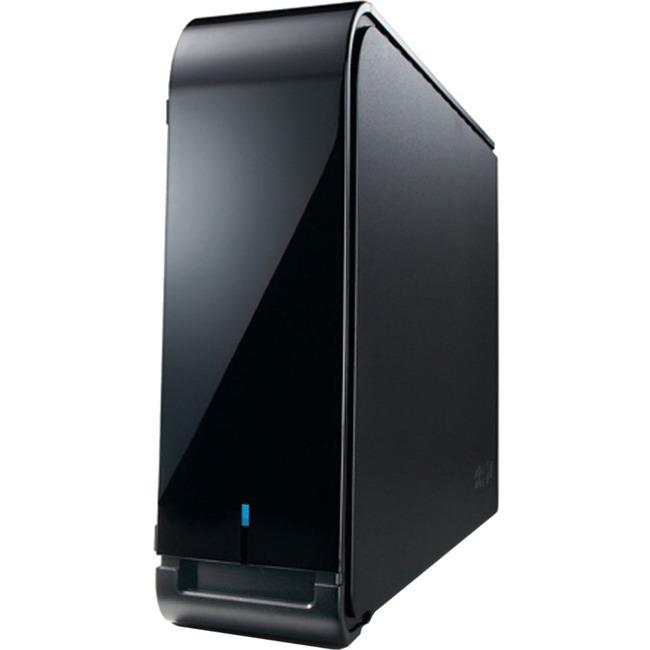 BUFFALO DriveStation Axis Velocity USB 3.0 6 TB High Speed 7200 RPM External Hard Drive (HD-LX6.0TU3)