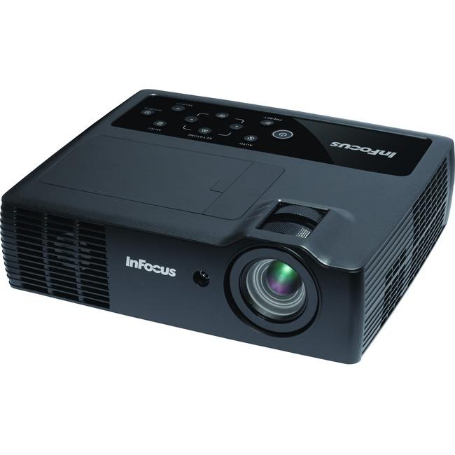 InFocus 3D Ready DLP Projector | HDTV | 16:10