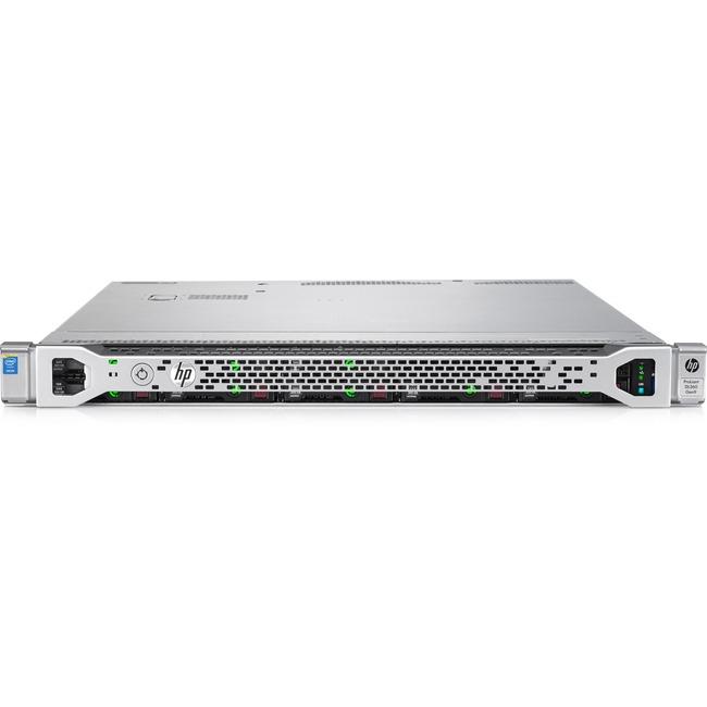 HP ProLiant DL360 G9 1U Rack Server - 1 x Intel Xeon E5-2630 v3 Octa-core 8 Core 2.40 GHz