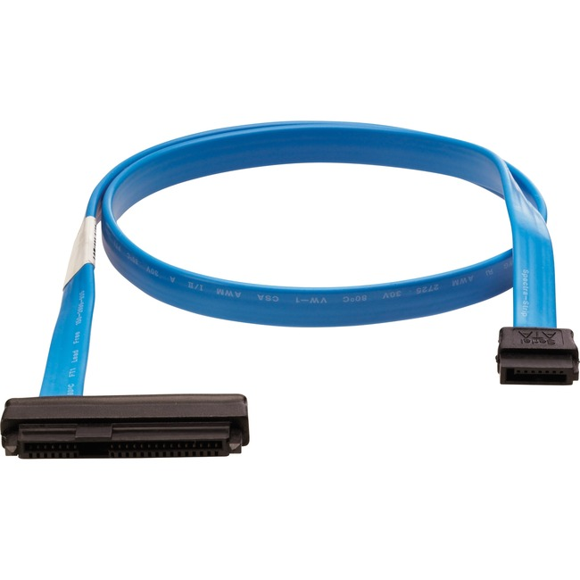 HP Mini-SAS Data Transfer Cable for Server, SATA Controller - Mini-SAS