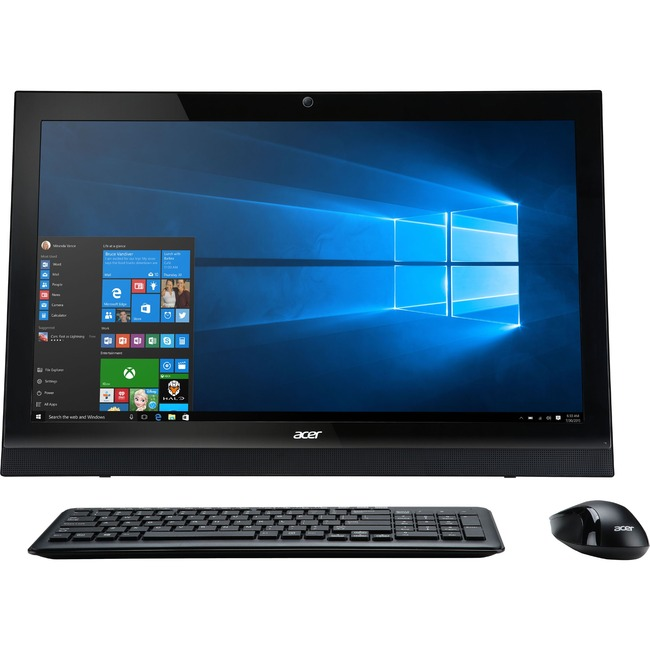 "Acer Aspire Z1-622 All-in-One Computer - Intel Celeron N3150 1.60 GHz - 4 GB DDR3 SDRAM - 500 GB HDD - 21.5"" 1920 x 1080"