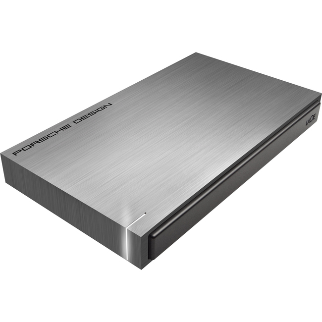 LaCie Porsche Design P'9220 500 GB External Hard Drive