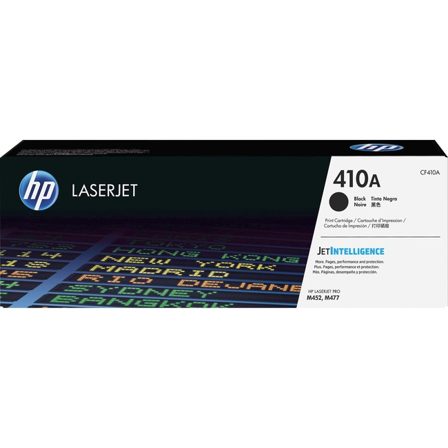 HP 410A Original Toner Cartridge - Black