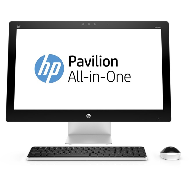 "HP Pavilion 27-n100 27-n110 All-in-One Computer - Intel Core i5 i5-4460T 1.90 GHz - 8 GB DDR3 SDRAM - 1 TB HDD - 27"" 192"