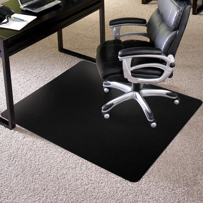 ES Robbins TrendSetter Carpet Chairmat Carpet 48 Length X 36