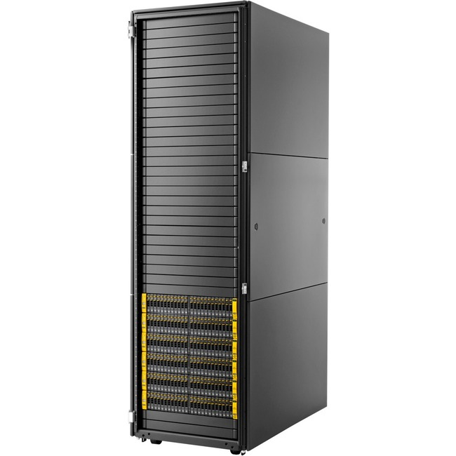 HP 3PAR StoreServ 8200 SAN Array - 24 x HDD Supported