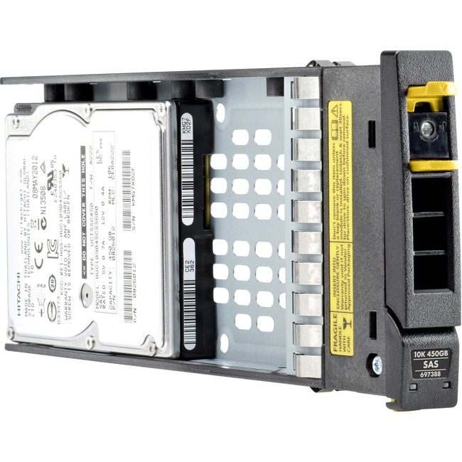 "HP 3.84 TB 2.5"" Internal Solid State Drive"