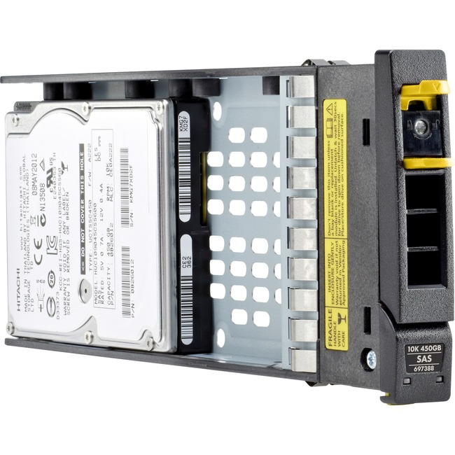"HP 1.80 TB 2.5"" Internal Hard Drive"