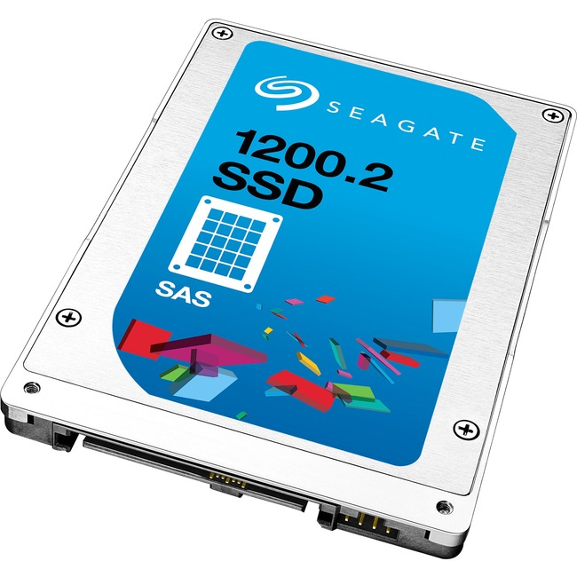 "Seagate 1200.2 ST200FM0133 200 GB 2.5"" Internal Solid State Drive"