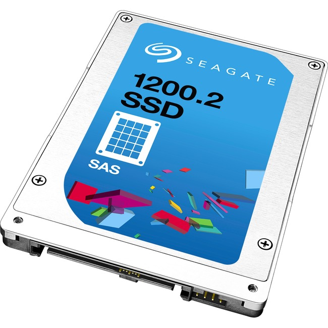 "Seagate 1200.2 ST400FM0323 400 GB 2.5"" Internal Solid State Drive"