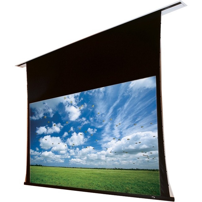 "Draper Access Electric Projection Screen - 133"" - 16:9 - Ceiling Mount"