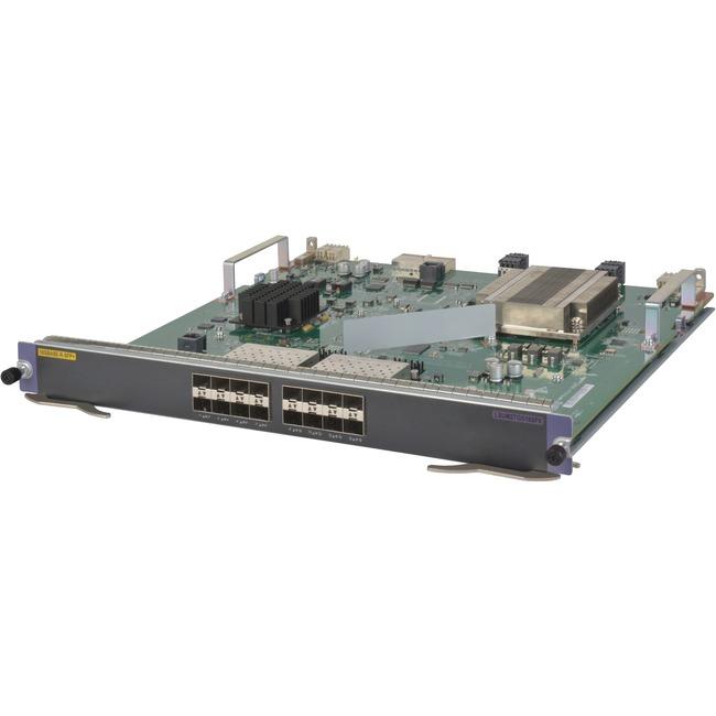 HPE 10500 16-port 1/10GbE SFP+ SF Module