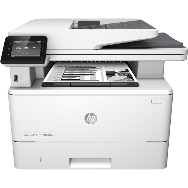 HP LaserJet Pro M426FDN Laser Multifunction Printer - Plain Paper Print